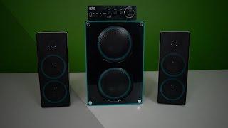 Best desktop speakers under $150? | ARION LEGACY DEEP SONAR 550 Review