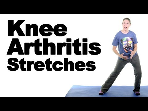 10 Best Knee Arthritis Stretches Ask Doctor Jo