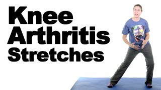 10 Best Knee Arthritis Stretches - Ask Doctor Jo