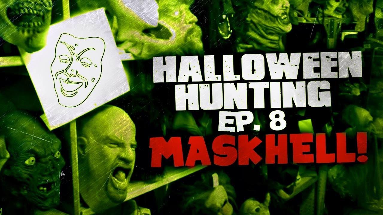 halloween hunting ep 8 mask hell - Halloween Hunting