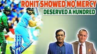 Rohit showed no mercy | Deserved a hundred | Caught Behind