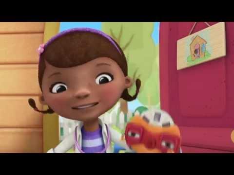 Doc McStuffins - Eye Check | Official Disney Junior Africa