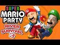 Super Mario Party River Survival Part 3 - Funhaus Gameplay