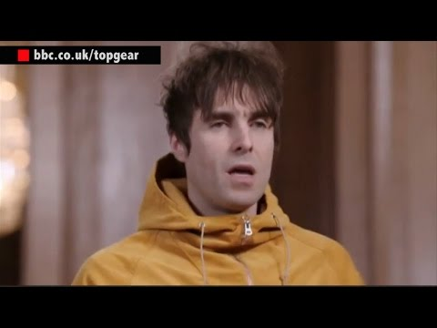 Liam Gallagher Top Gear Audition