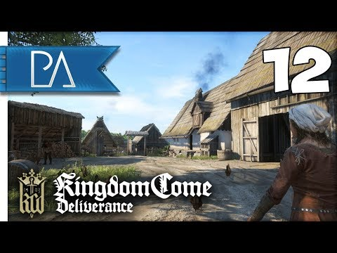 DISEASE SPREADS IN MERHOJED - Kingdom Come: Deliverance Gameplay #12