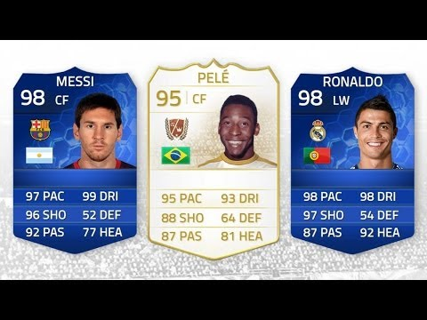 Top 10 Most Expensive FIFA 14 Ultimate Team Players