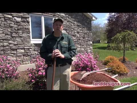 How to Mulch, The Three Musts of Mulching