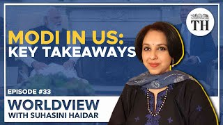 PM Modi's visit to the US: key takeaways | Worldview with Suhasini Haidar