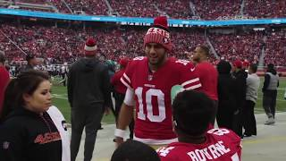 Jimmy Garoppolo: The Rebirth of a Franchise | | A Rising Star
