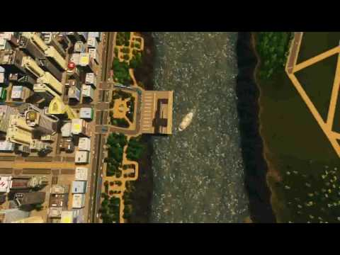 Cities Skylines Mass Transit Trailer
