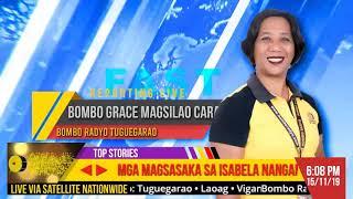 Bombo Network News Evening Edition I November 15, 2019