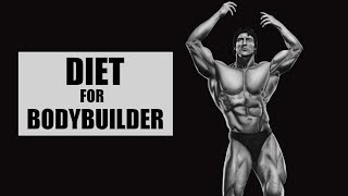 DIET for BODYBUILDER | Full Nutrition Plan by Guru Mann