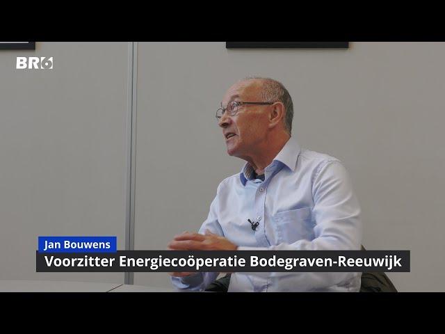 Een andere blik met Jan Bouwens over de Energiecoöperatie