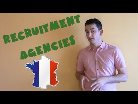 France #23 - Recruitment agencies
