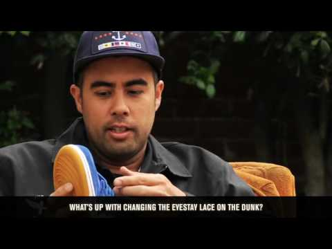 Nike SB Icon x Icon - Interviews with Brian Anderson and Eric Koston