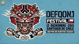 Defqon.1 Festival Chile 2015 | Official Q-dance Trailer
