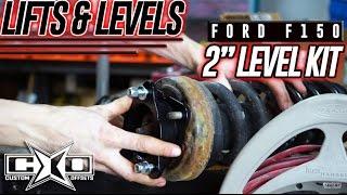Lifts & Levels: 09-17 Ford F150 2