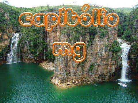 Capitólio - MG ( Cachoeiras, Canions, Mirante, Serra da Canastra, Cachoeira Casca D'Anta)