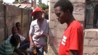 Killer T & Crew Having a Good time @ Gunhill Studio Recording - Mbare, Harare, Zimbabwe