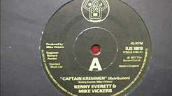 Kenny Everett Captain Kremmen Youtube