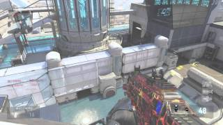 Call of Duty®: Advanced Warfare test petit glitch ou spot en ligne sur la map solar