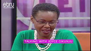 A Message To All Millennials~ Joyce Gikunju