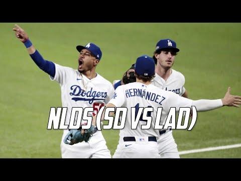 MLB playoffs 2020 - Dodgers-Rays World Series matches up ...