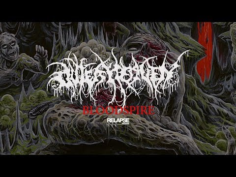 OUTER HEAVEN - Bloodspire (Official Audio)