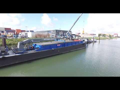 Ship Spares Logistics - 4K