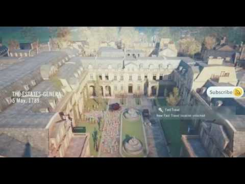 Assassin Creed Unity Infiltrate The Palace Find Elise Kill The