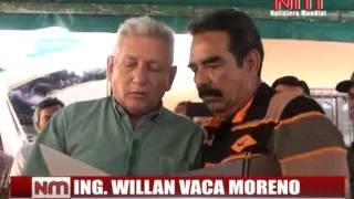 NUEVO SUBGOBERNADOR POSESIONARON HOY EN MONTERO