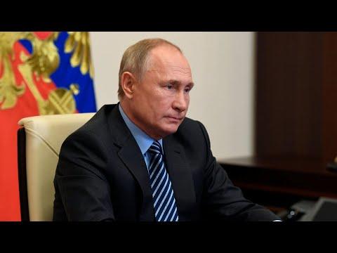 Заседание Совета глав государств СНГ от 15.10.21