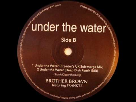 Brother Brown  Under The Water Breeders UK Submerge Mix