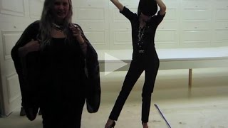 model coco rocha dances to michael jackson's billie jean Thumbnail