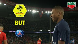 But Kylian MBAPPE (56') / Paris Saint-Germain - Nîmes Olympique (3-0)  (PARIS-NIMES)/ 2019-20