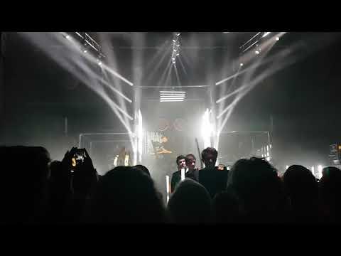 Prequell - Part XII live @ la Gaîté Lyrique Paris