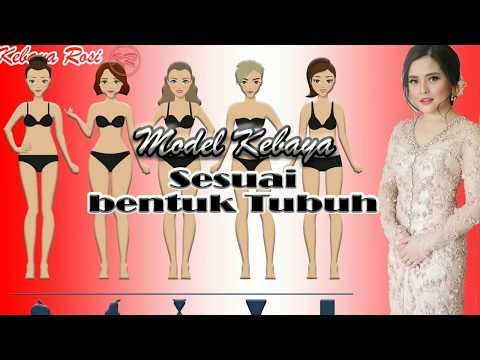 Video Model Kebaya Hijab Simple Modern Terbaru