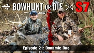 Bowhunting Illinois | 2 Bucks Down in 1 Day! | Bowhunt or Die S7E21
