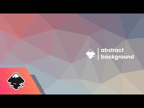 Inkscape for Beginners: Vector Abstract Background Tutorial