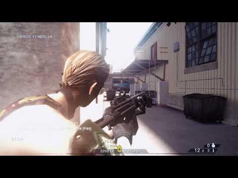 Rainbow Six: Vegas 2 / Multiplayer Terrorist Hunt + Reshade #3