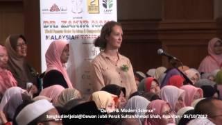 Dr Zakir Naik Malaysia Tour 2012 Dewan Jubli Perak Sultan Ahmad Shah - Qur