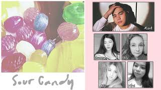 【ENGLISH COVER】 Lady Gaga & BLACKPINK - Sour Candy
