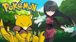 SABRINA OSZUKISTKA? - Pokemon Fire Ash #8