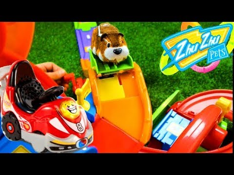Smart Wheels City: Zhu Zhu Pets in