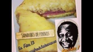 Sanduba de Forno - Cozinha dos Manos #010