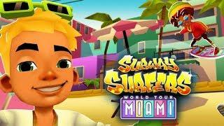 Subway Surfers Miami 2017