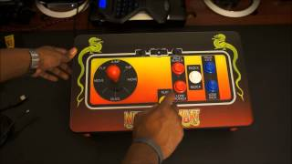 Mortal Kombat Klassic Arcade Fight Stick LE Unboxing!!!! (PS3)