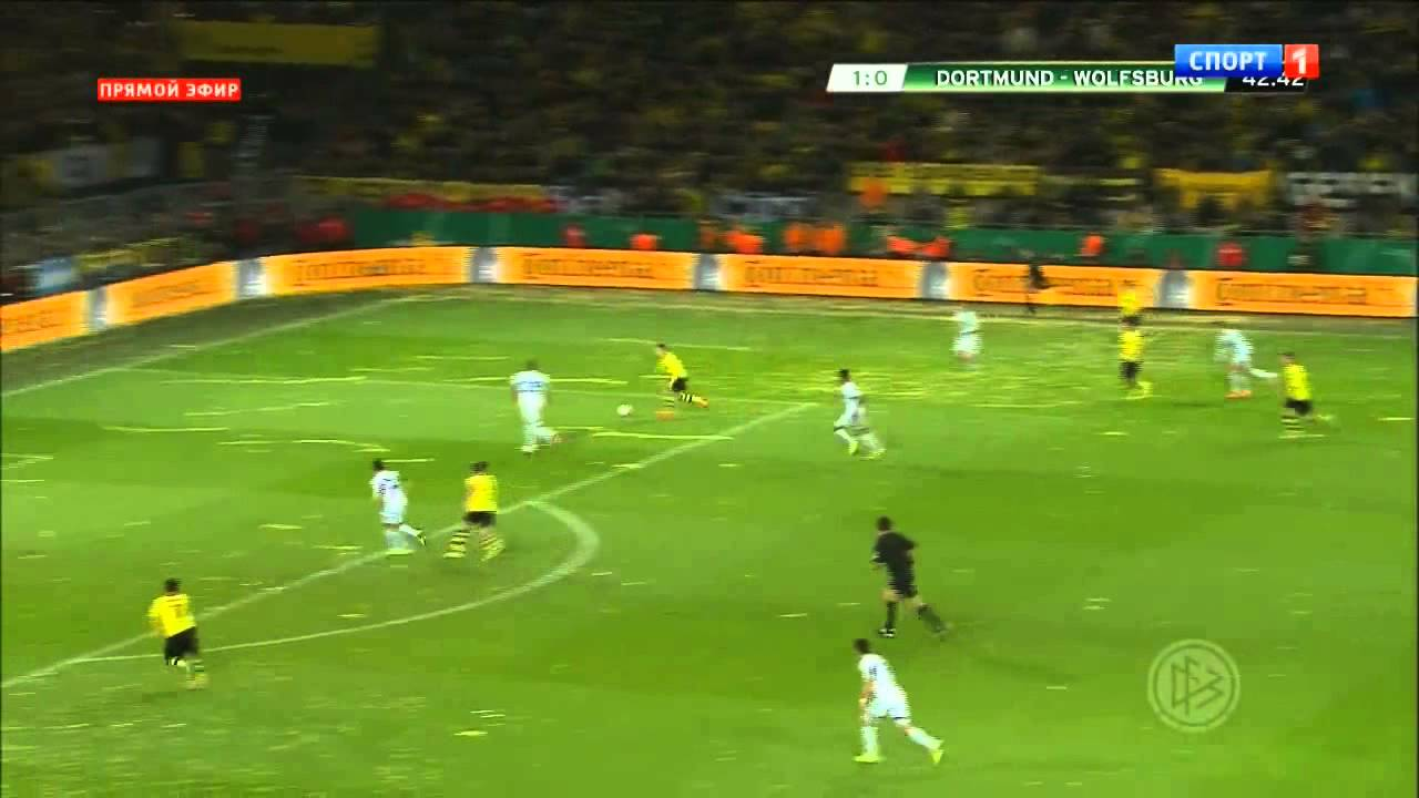 highlights wolfsburg dortmund