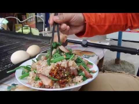 ข้าวผัดจีน อาหารตามสั่งคนจีน เที่ยวหยวนหยาง ปี58