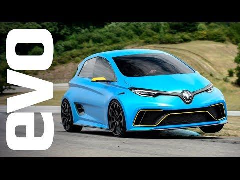 Renault Zoe E-sport review   evo REVIEW